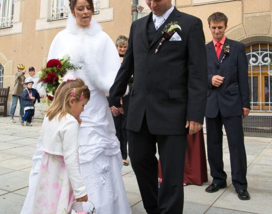 Svatební fotografie Šumperk