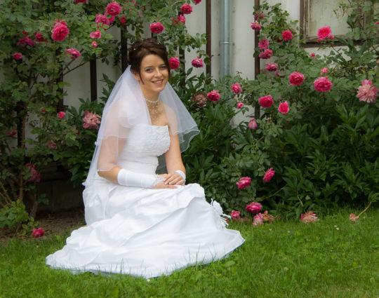 Svatební fotografie Velké Losiny