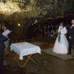 Jeskyně Výpustek, aneb svatební obřad vtunelu